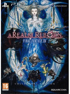 PSX3 FINAL FANTASY XIV A REALM REBORN SPECIAL EDT