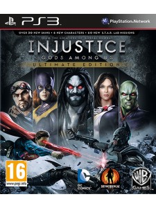 PSX3 INJUSTICE GODS AMONG US GOTY