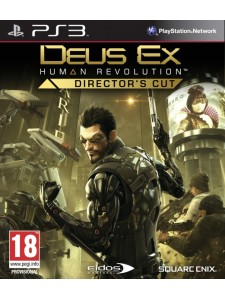PSX3 DEUS EX HR DIRECTOR'S CUT