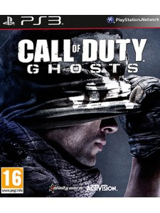 PSX3 CALL OF DUTY GHOSTS