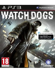 PSX3 WATCH DOGS STD