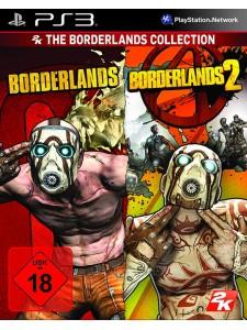PSX3 BORDERLANDS 1&2 DOUBLE PACK