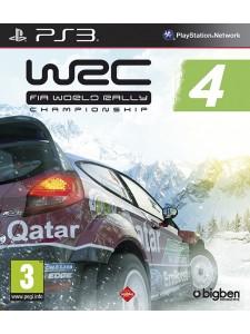 PSX3 WRC 4