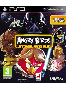 PSX3 ANGRY BIRDS STAR WARS