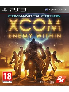 PSX3 XCOM ENEMY WITHIN