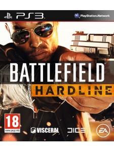 PSX3 BATTLEFIELD HARDLINE