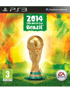 PSX3 2014 FIFA WORLD CUP BRAZIL