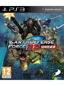 PSX3 EARTH DEFENCE FORCE 2025