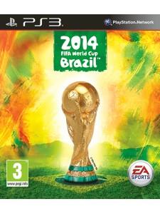 PSX3 2014 FIFA WORLD CUP BRAZIL CHAMPIONS ED.