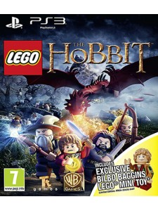 PSX3 LEGO HOBBIT TOY EDITION