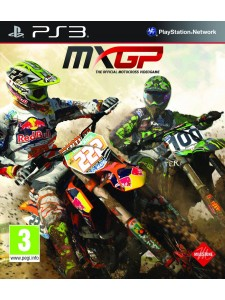PSX3 MXGP THE OFFICIAL MOTOCROSS VIDEOGAME