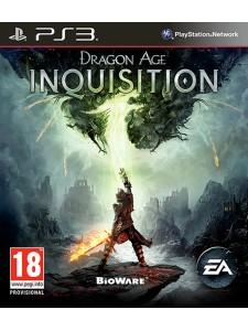 PSX3 DRAGON AGE INQUISITION