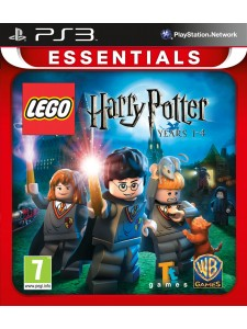 PSX3 LEGO HARRY POTTER YEARS 1-4