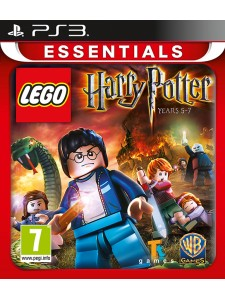 PSX3 LEGO HARRY POTTER YEARS 5-7