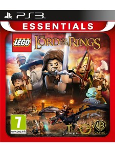 PSX3 LEGO LORD OF THE RINGS