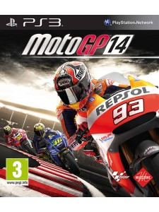 PSX3 MOTO GP14