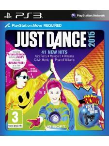 PSX3 JUST DANCE 2015