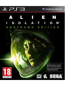 PSX3 ALIEN ISOLATION NOSTROMO EDT
