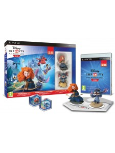 PSX3 DISNEY INFINITY 2.0 ORIGINALS STARTER PACK
