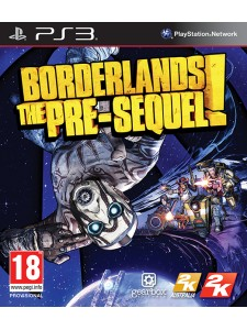 PSX3 BORDERLANDS THE PRESEQUEL