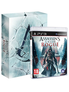 PSX3 ASSASSINS CREED ROGUE COLLECTOR