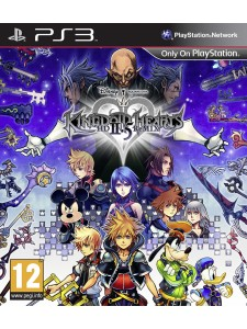 PSX3 KINGDOM HEARTS 2.5