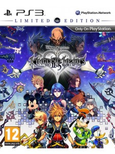 PSX3 KINGDOM HEARTS 2.5 LIMITED ED
