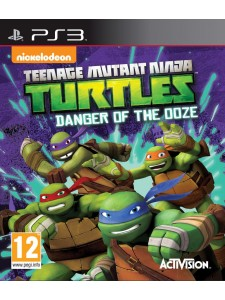 PSX3 TEENAGE MUTANT NINJA TURTLES DANGER OF THE OO