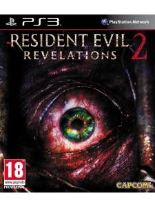 PSX3 RESIDENT EVIL REVELATIONS 2
