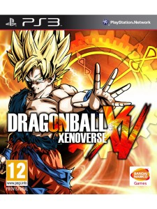 PSX3 DRAGON BALL XENOVERSE