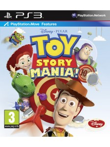 PSX3 TOY STORY MANIA 2012