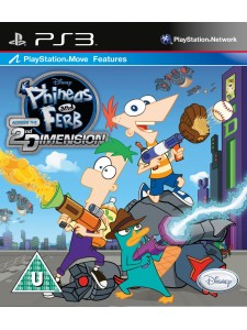 PSX3 DISNEY PHINEAS AND FERB