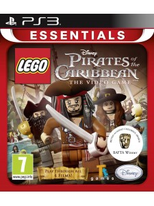 PSX3 DISNEY LEGO PIRATES OF THE CARIBBEAN