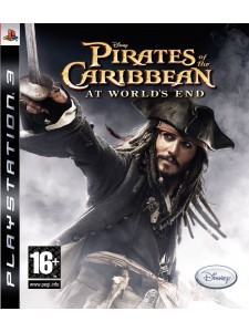 PSX3 DISNEY'S PIRATES OF THE CARIBBEAN