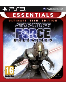 PSX3 STAR WARS THE FORCE UNLEASHED ULTIMATE SITH
