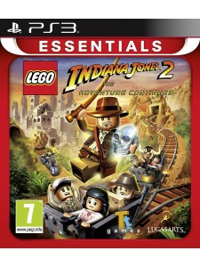 PSX3 DISNEY LEGO INDIANA JONES 2