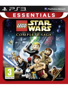 PSX3 DISNEY LEGO STAR WARS THE COMPLETE SAGA