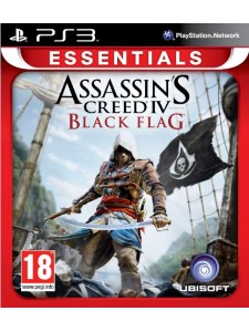 PSX3 ASSASSINS CREED IV BLACK FLAG