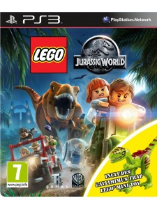 PSX3 LEGO JURASSIC WORLD TOY EDITION