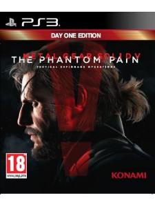 PSX3 METAL GEAR SOLID V THE PHANTOM PAIN