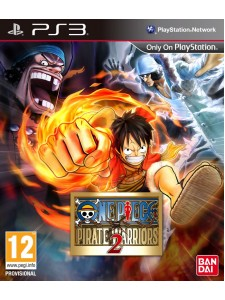 PSX3 ONE PIECE PIRATE WARRIRORS 3