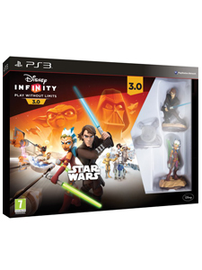 PSX3 DISNEY INFINITY 3.0 STAR WARS STARTER PACK