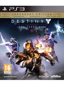 PSX3 DESTINY THE TAKEN KING LEGENDARY EDITION