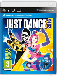 PSX3 JUST DANCE 2016