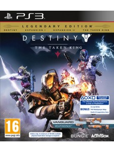 PSX3 DESTINY THE TAKEN KING D1 ED.