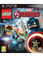 PSX3 LEGO MARVEL AVENGERS