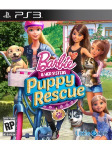 PSX3 BARBIE AND HER SISTERS:PUPPY RESCUE