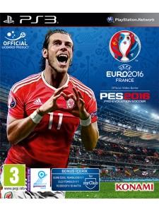 PSX3 UEFA EURO 2016 FRANCE
