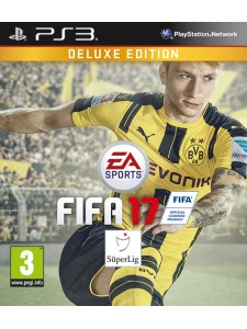 PSX3 FIFA 17 DELUXE EDITION