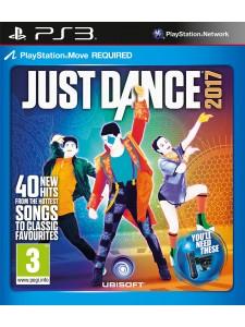 PSX3 JUST DANCE 2017